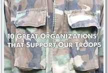 How to Help / Other resources to support our soldiers.