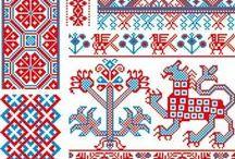 cross Stitch vintage