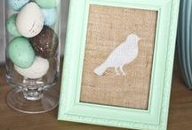 Easter time & spring fresh / Home decor, DIY crafts, and other needful things to a perfect spring or easter. Or both.