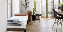 SPACES / A curation of beautiful modern/boho spaces