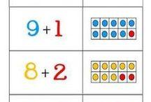 1. třída - matematika / by Lenka S.