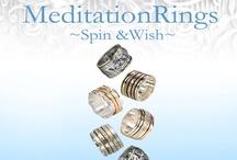 MeditationRings / Spin & Wish