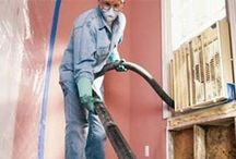 Mold Damage / Mold can result in health risks and serious structural damage for you and your family. Medical research shows that mold contamination in buildings can cause allergic reactions such as eye, nose and throat irritation and excessive colds and flu. Mold can become a problem in any building. We are professionally trained and certified and use the latest water restoration and drying techniques to deliver outstanding results.