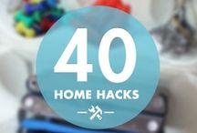 Home Hacks / Tricks you can do around the house.