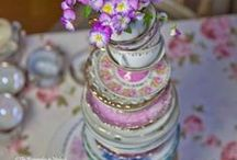 A Mad Hatter's Wedding / Cheers! / by Devi Blue