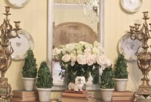 French Decor...Oh la la~~~ / I love anything french...could be because I am french too!  Oui, oui! / by Carmen / Menopausal Tassels