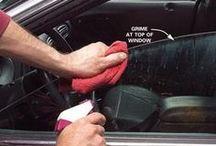 Keeping the Car Clean