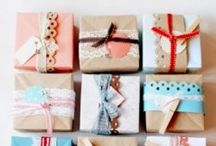 Gift Wrapping / Ideas of various gift wrapping methods from all over the world