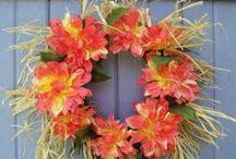 Tropical wreaths / by Hopeyoshi
