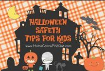 Halloween Health and Safety Tips / From the candy to the costumes, Halloween is a fun-filled time for kids and parents alike. But it can pose dangers to young revelers.