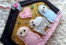 Holiday Craft & Ornament / Items that I like and good ideas for holiday craft