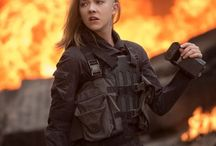 """The Hunger Games / ,,If we burn, you burn with us!"""" - Katniss Everdeen"""