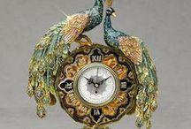 Clocks and Watches / by Maciej Choynowski