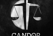 "Candor / ,,Like a wild animal, the truth is too powerful to remain caged."" - from Candor manifesto"