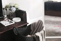Mono Luxe Interior Styling / Interiors styled by Mono Luxe