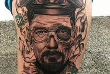 Tatuagens e ideias / Tattoos and ideas.