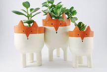 Rêverie de plantes