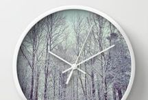 Wall Clocks / The illusion of time.