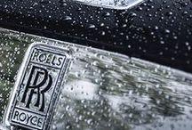 Cool Rolls / Inspiration for Rolls Royce.