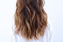 BE A GIRL / HAIR STYLES | NAILPOLISH