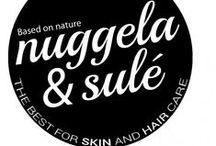 Nuggela & Sule / Productos de alta calidad para el cuidado capilar