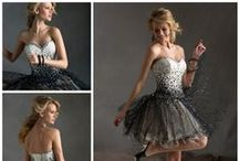 Dresses / Cute dresses and prom dress ideas