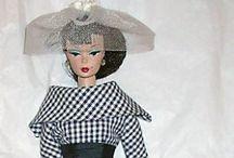 Barbie Silkstone & Barbie Vintage / My favorite & lovely doll