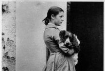 Beatrix Potter / a wonderful man that embraces nature and animals in her books and films