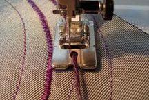 Šití a nápady z textilu