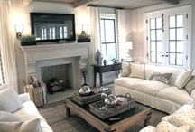 Livingrooms / if I ever get the chance to decorate our home else, I find beautiful ideas here