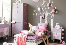 girl's bedroom / if I ever get the chance to decorate our home else, I find beautiful ideas here