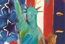 Patriotic Paintings