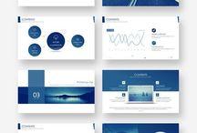 ♡ Presentaties / Powerpoint presentaties design