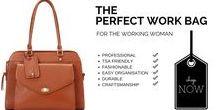 Women Professional Work Bag