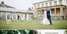 Anthea and Keiran's gorgeous sunny wedding / Buxted Park what can we say that hasn't already been said! The location is stunning, with incredible views across the valley, expansive grounds to wander around, and some stunning architectural features. The Orangery which fills to the brim with beautiful natural light. Anthea and Kieran very fittingly had chosen a sunny yellow colour scheme for their flowers and fortunately this mirrored the sunshine and general summery vibe to their special day. We love colour too! #itsyourdayyourway
