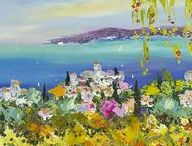 Beautiful Landscapes / A collection of scenic artwork from a range of skilled landscape artists.