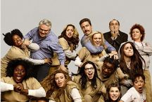 """Orange Is the New Black / ,,I'm scared that I'm not myself and I'm scared that I am."""" - Piper Chapman"""