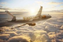fastjet F U N / All about Fastjet Airline, which is based in Tanzania is expanding into a pan-African airline.