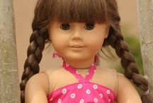 American Girl Doll / by Olivia Rodriguez