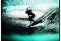Surf Session ♣ / by Kolya