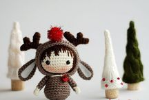 Cute Little Creatures / Cute Little Creatures to make or use as inspiration.