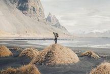 Livet er en drøm når... / ..roen har senket seg, naturen omringer deg og kreativiten flyter over