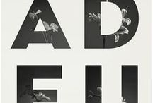 // Graphic Design + Type // / Inspiring typography and graphics