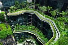 Green Buildings / Get inspired by innovative green buildings from around the world.