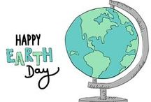 Earth Day / This year, celebrate Earth Day with us! Find cool tips for saving energy and the environment below. Every day can be Earth Day with ENERGY STAR!