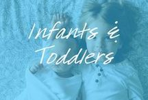 Infants & Toddlers / Parenting tips, cool products, and everything that we love about the toddler age group.