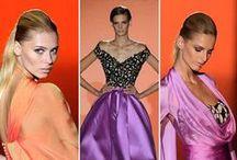 Spanish Haute Couture / Desfiles de diseñadores españoles y marcas 'made in Spain' de Alta Costura