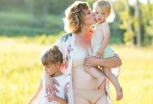 A Mother's Beauty / celebrating motherhood and postpartum beauty in all its forms