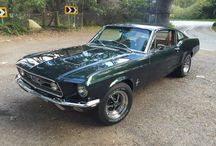 Ford Mustang / 1968 Ford Mustang Fastback