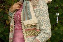 Fondness for Fair Isle / Fair Isle knitting, Nordic and Icelandic colour work knitting